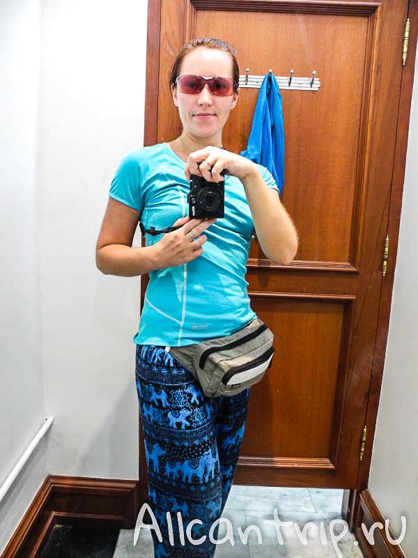 Взять одежду напрокат в Королевском дворце в Бангкоке