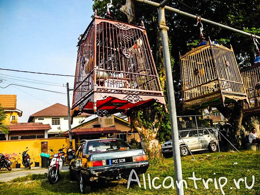 Улицы Кота Бару Малайзия