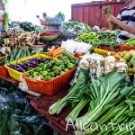Что можно купить на рынке в Кота-Бару + видео