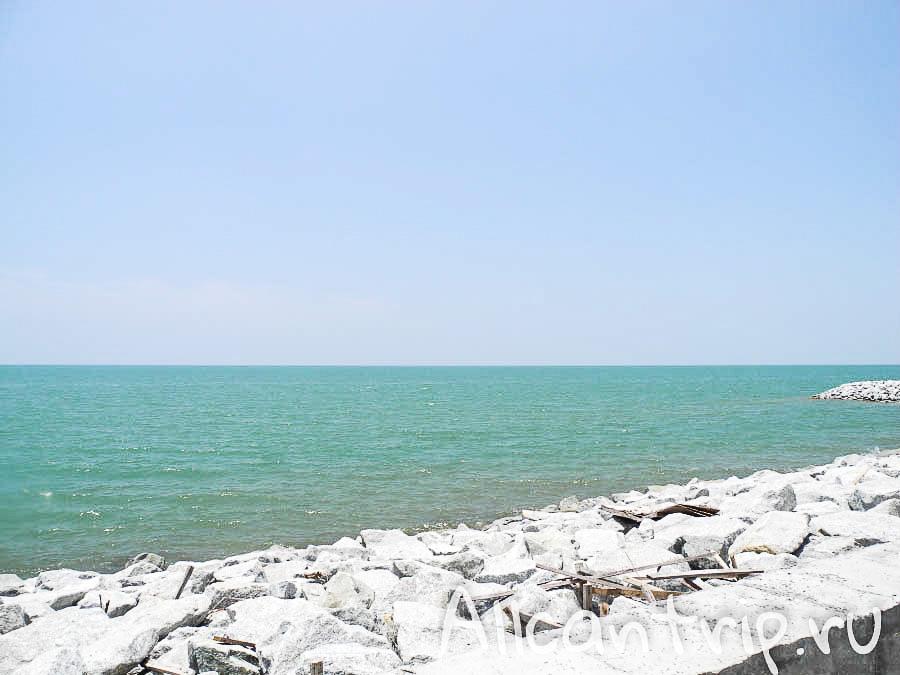 Пляж PCB Кота-Бару