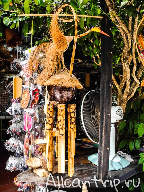 Кустарные промыслы в Кота-Бару