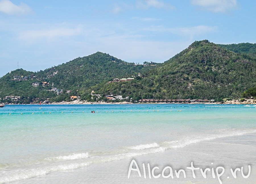 Пляж Самуи Чавенг