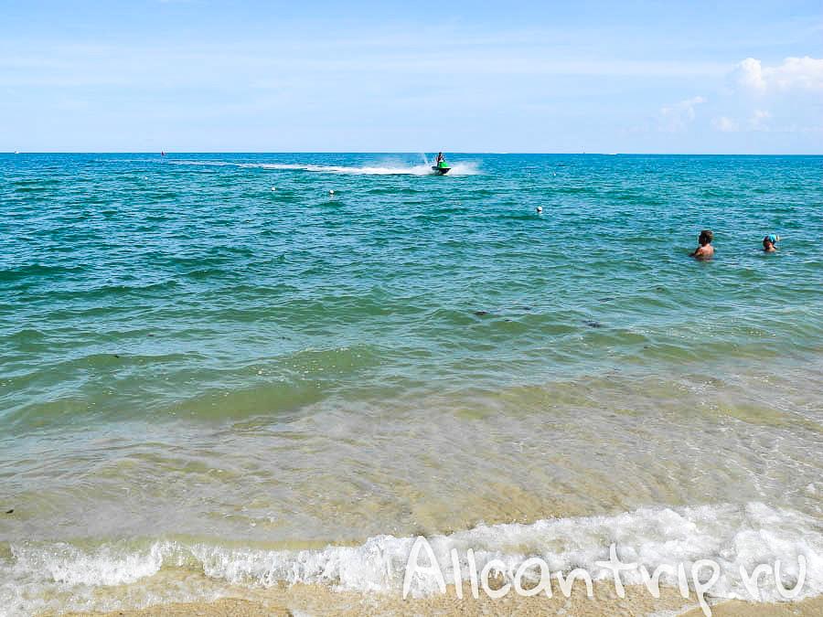 Пляж Ламаи на Самуи