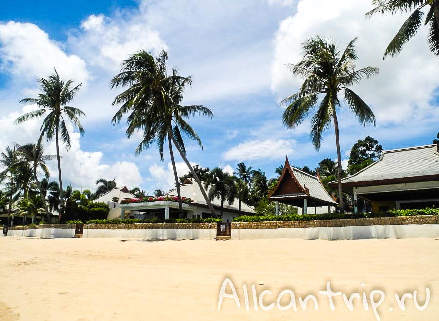 Maenam пляж Самуи