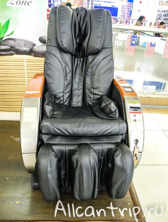 Массажное кресло в теско Кота-Бару