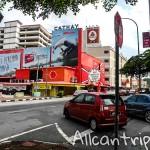Прогулка по городу Ипох (Малайзия)