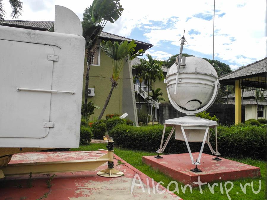 Музей войны в Кота-Бару