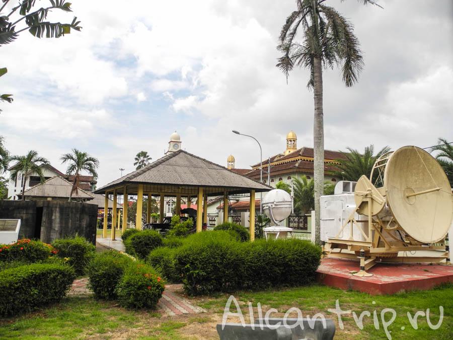 Достопримечательности Кота-Бару