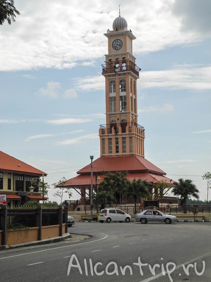 Смотровая площадка Кота-Бару