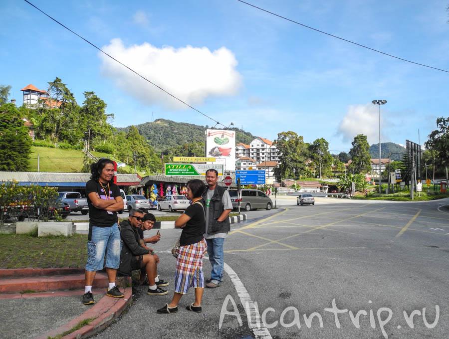 Улицы Тана Раты, Малайзия