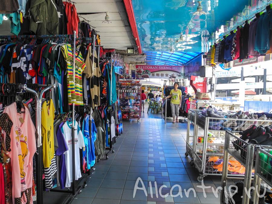 Магазины в Тана Рате
