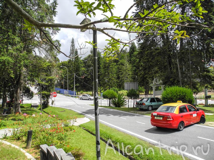 Парки Тана Раты в Малайзии