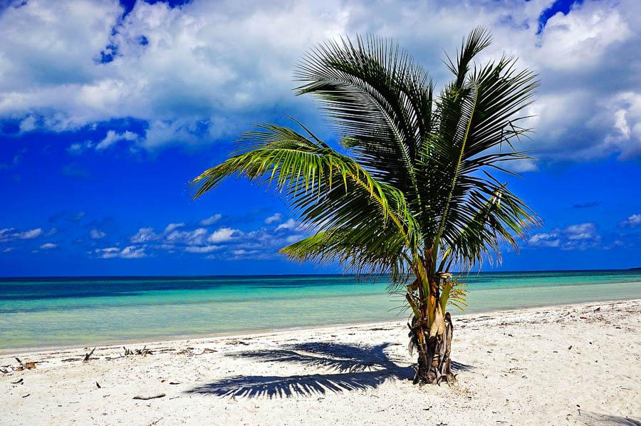 Пляж Кубы