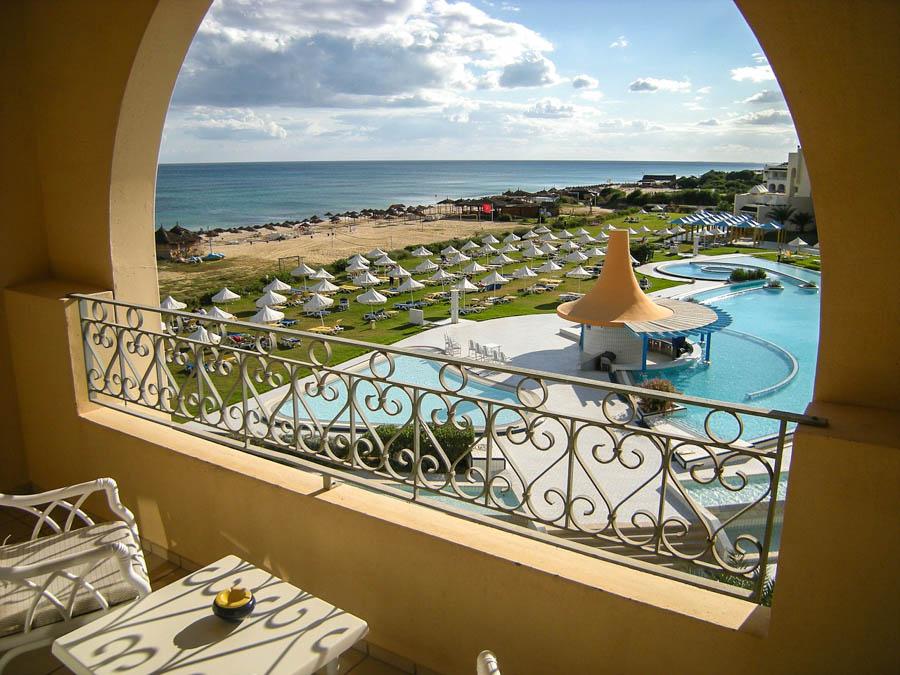 Тунис пляжный отдых