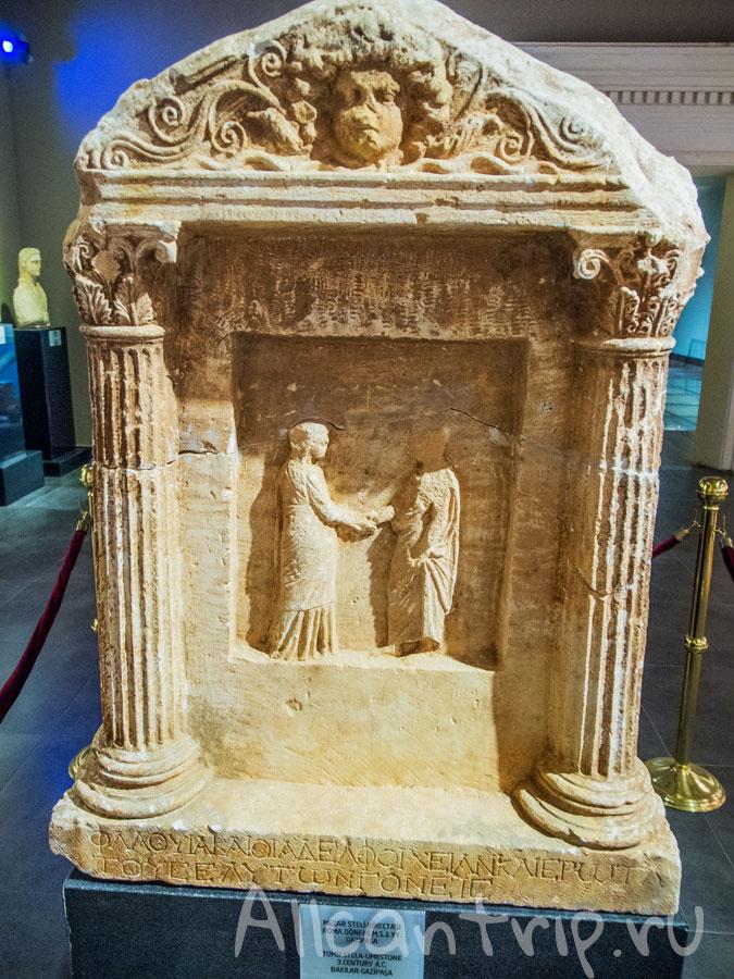 древние артефакты в Алании