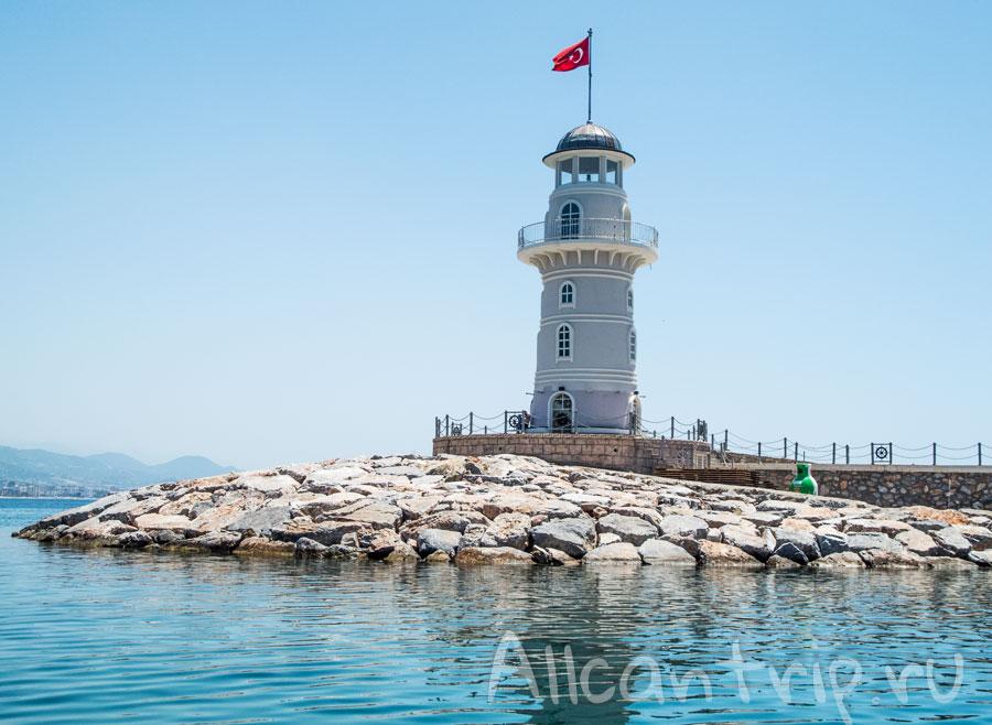 маяк Алании