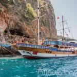 Экскурсия на яхте вокруг Алании – потрясающие виды и впечатления