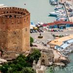 Понаблюдаем за пиратами на вершине Красной башни (Кызыл Куле) в Алании?