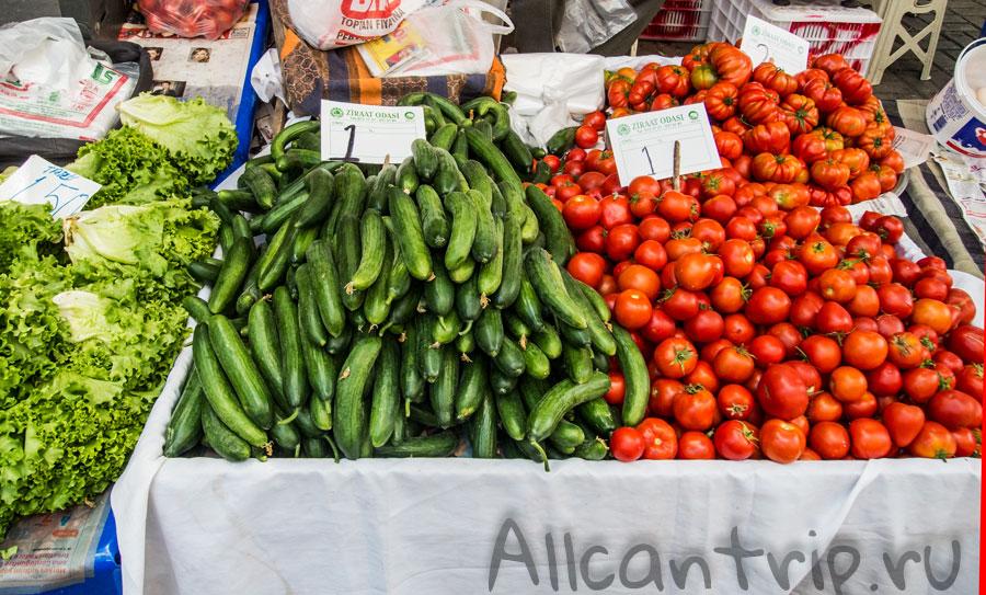 гранд базар в Алании