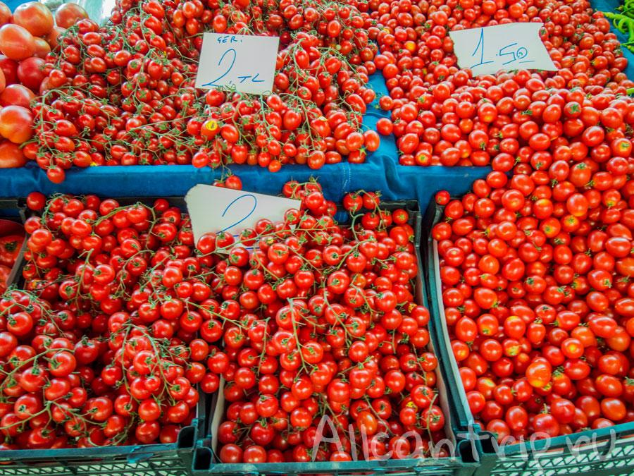 помидоры в Алании
