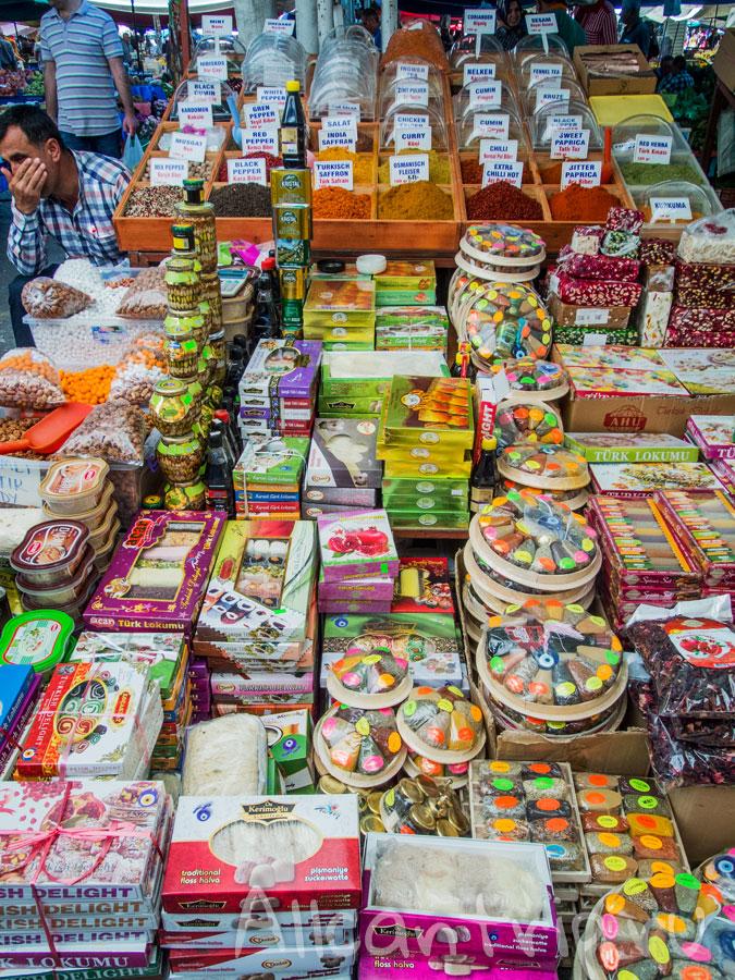 1203513675c Самый большой рынок в Алании  фото и видео