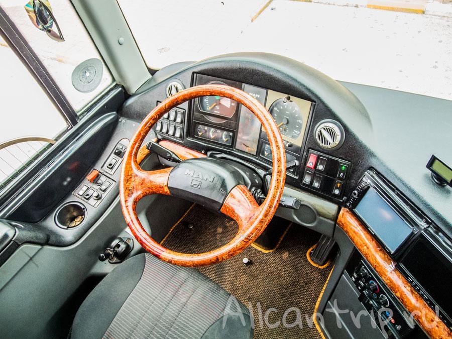 автобус в сиде