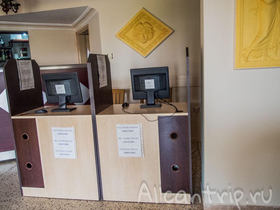 Бюджетный отель в Сиде