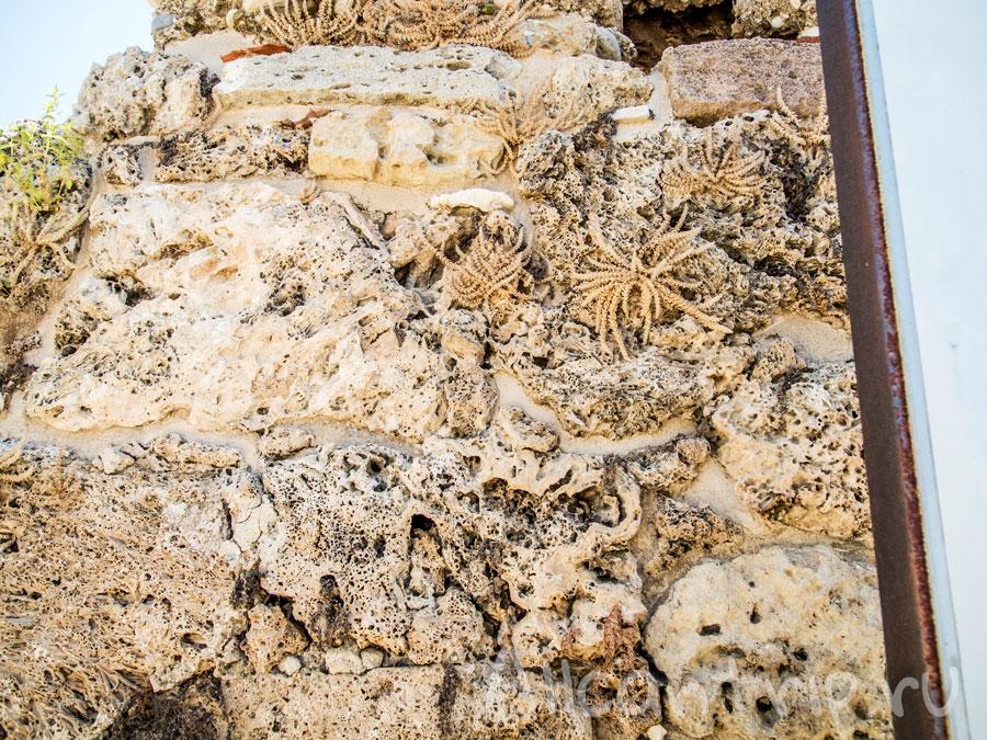 античные храмы Сиде