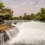 Водопад Манавгат недалеко от Сиде – как добраться, фото и видео