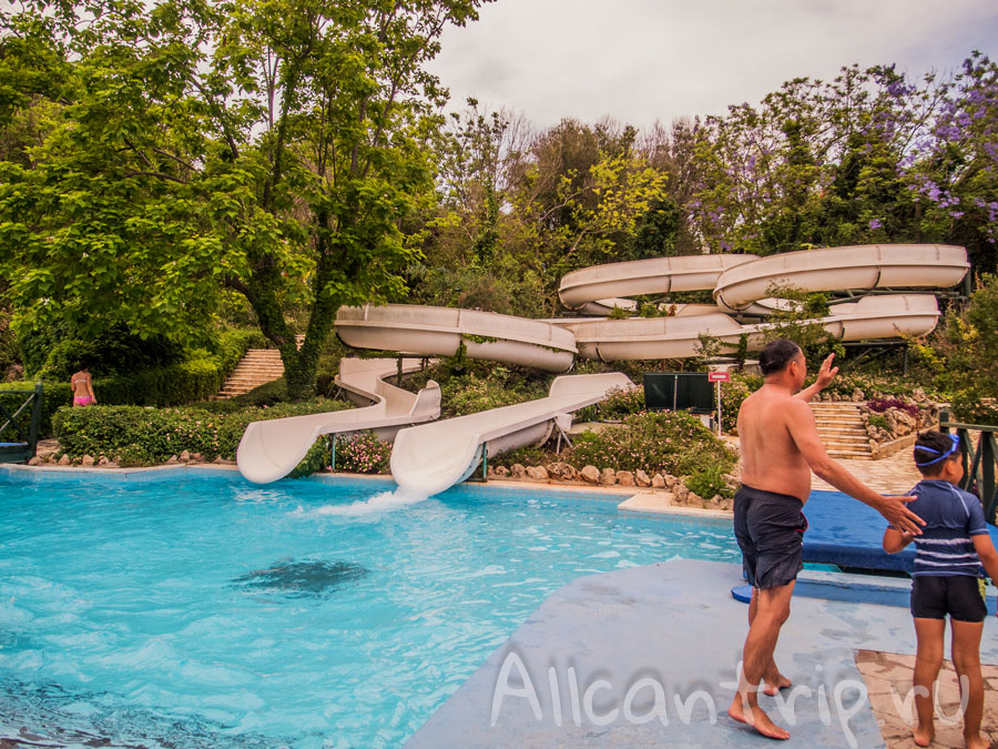 Aqualand в Анталии
