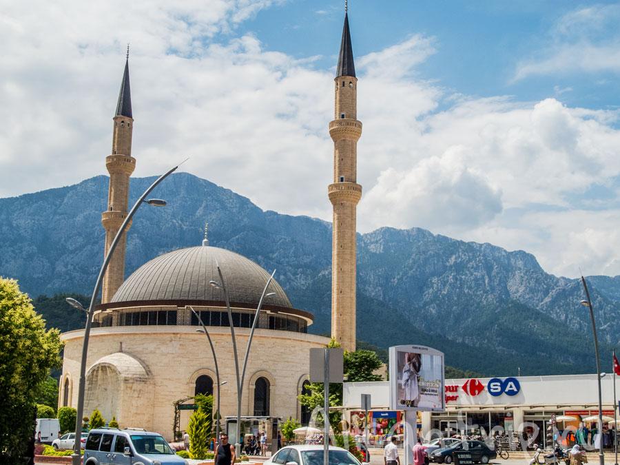 мечеть в кемере