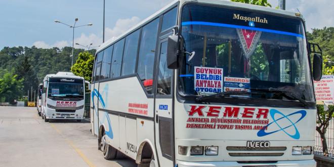 Что посмотреть в Кемере и окрестностях самостоятельно