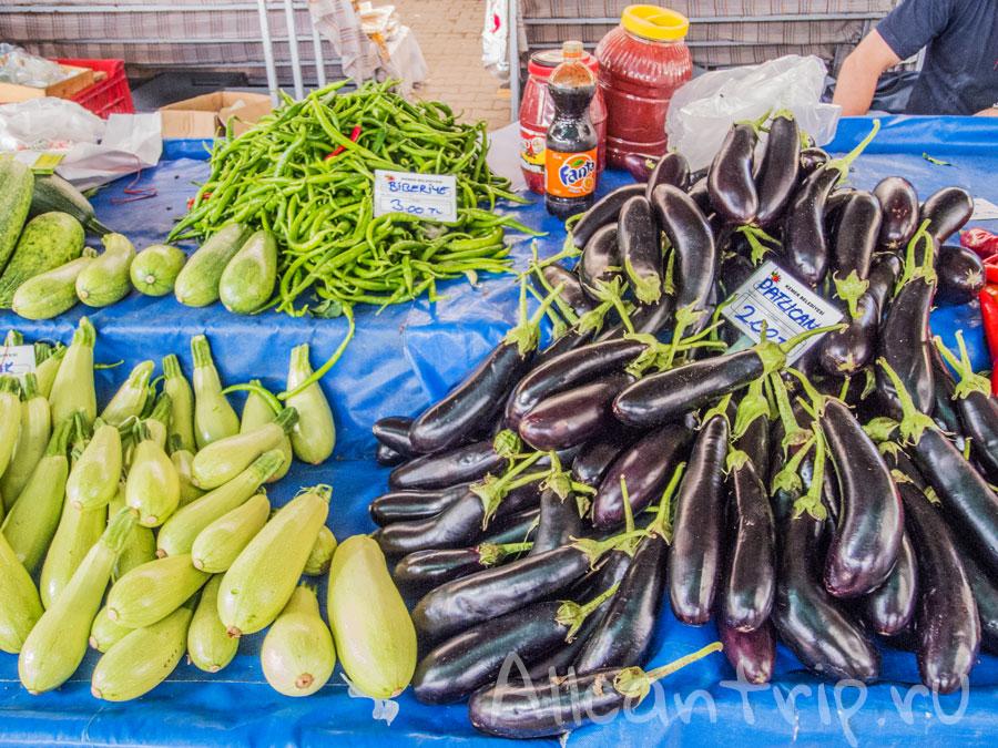 еженедельный рынок в Кемере