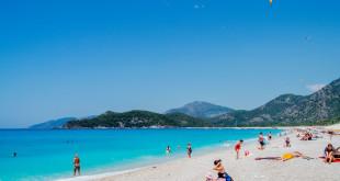 пляж олюдениз турция