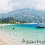 Голубая лагуна в Олюдениз – один из лучших пляжей Турции