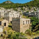 Жуткое место рядом с Фетхие – заброшенная деревня-призрак Каякей