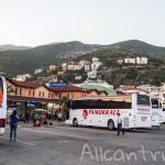 Маленький турецкий автовокзал среди гор или как уехать из Алании