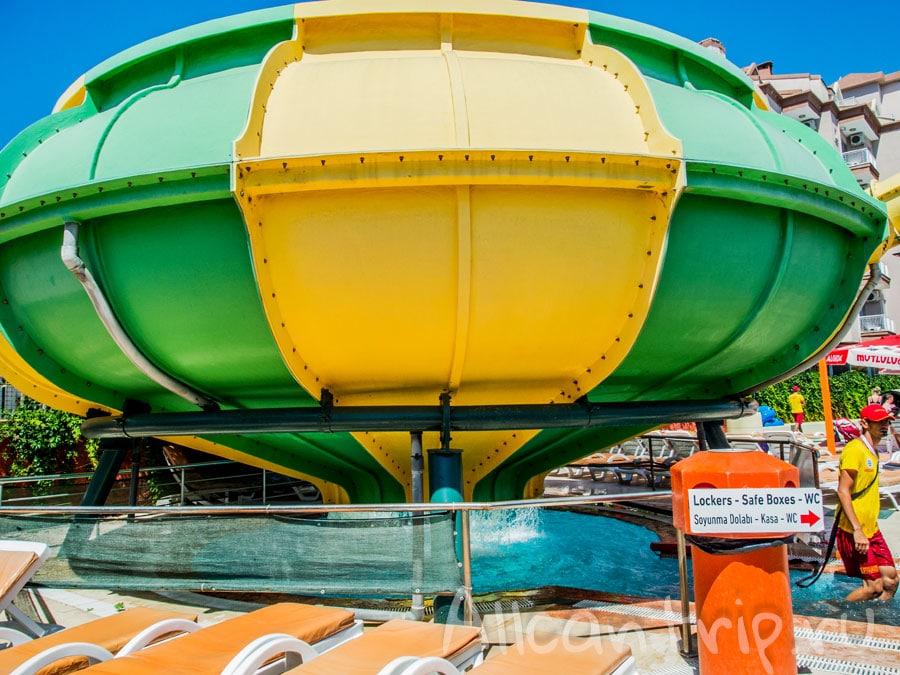 аквапарк Мармариса Атлантис