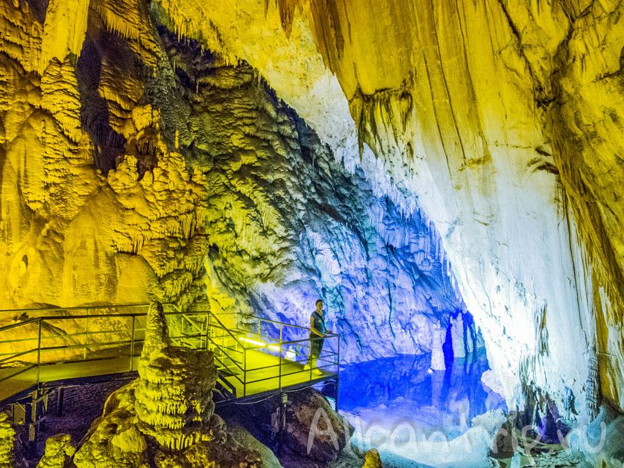 пещера Дим магараси