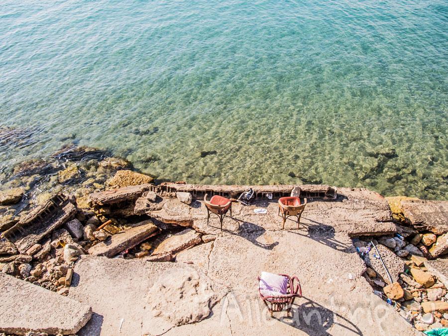 Средиземное море в Сиде