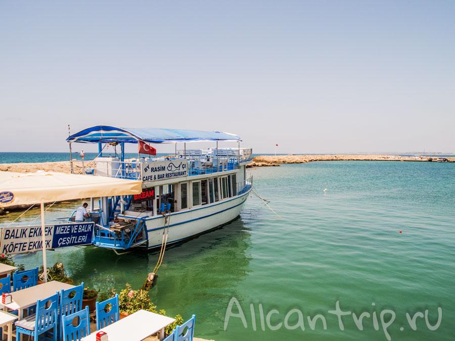аренда яхты в Сиде