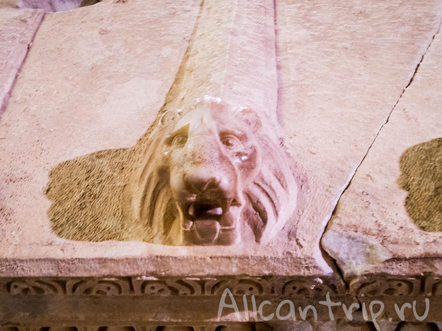 археологический музей в Сиде