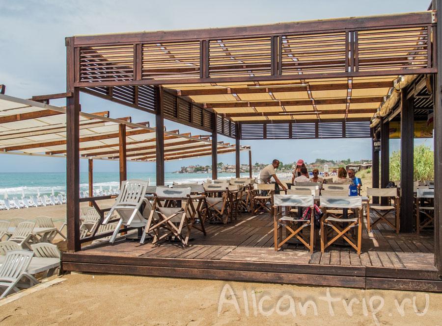 пляж Аполлона в Сиде
