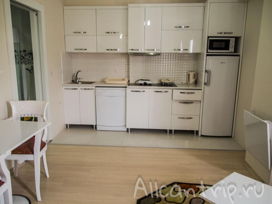 апартаменты в Hun Club Анталия