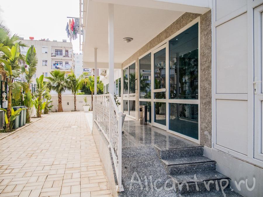 дешевые апартаменты в Анталии