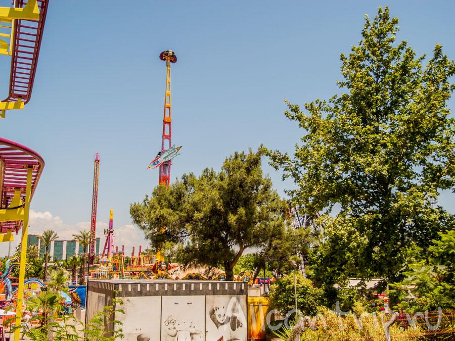парк развлечений в Коньяалты