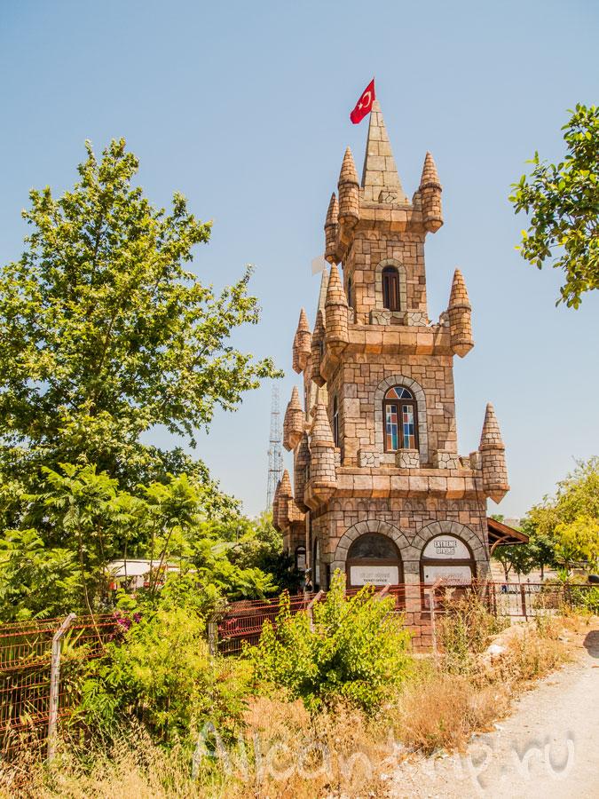 парк развлечений в Турции