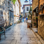 Прогулка по старому городу Анталии району Калеичи