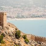 Крепость Алании – главная достопримечательность и лучший вьюпойнт