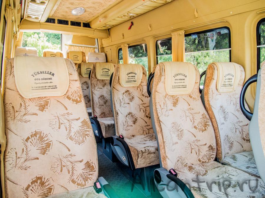 автобус из мармариса в бодрум